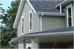 Residential Gutters Phillips